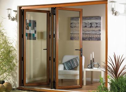 Bi-folding Patio Door